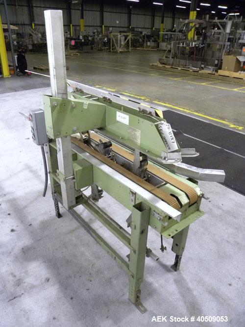 Used- Carbon Steel Little David Bottom Only Case Taper, model 00