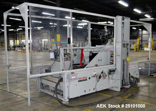 Used- Marq Medium Frame, Random Side Lug Drive, Top and Bottom Case Sealer, Mode