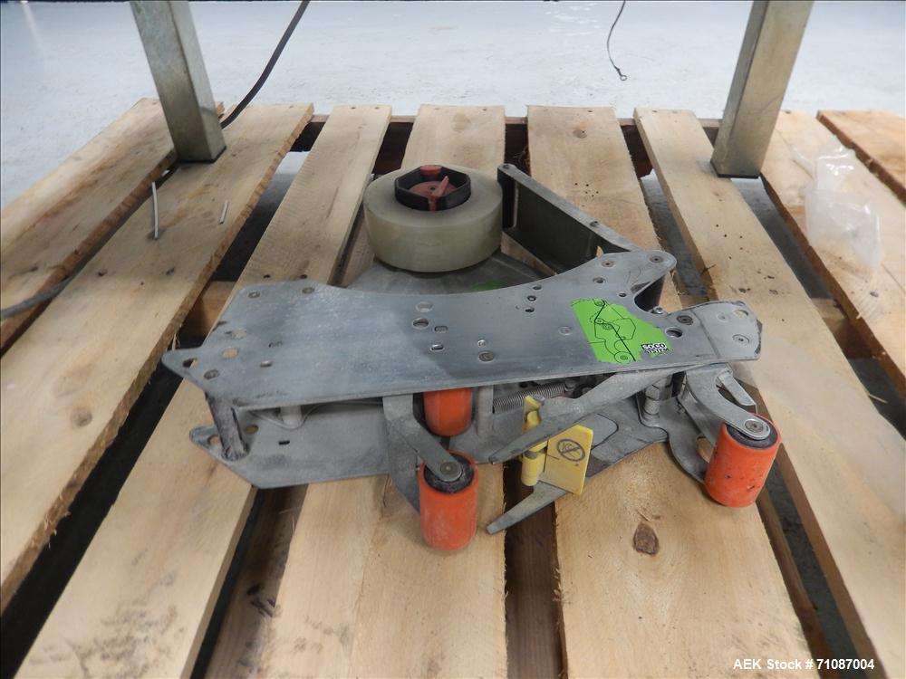 Used- Soco Model T-10 Top and Bottom Tape Case Sealer