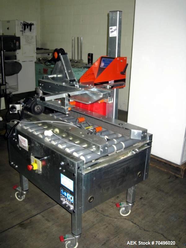 Used- SOCO System Case Sealer, Model T-16