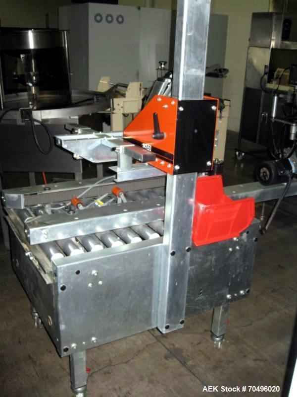 Used- SOCO System Case Sealer, Model T-16