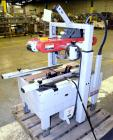 Used- 3M-Matic 700A Top and Bottom Adjustable Case Sealer, Type 39600. Rated speeds up to 30 cases per minute. Case size ran...