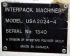 Used- Interpack Machinery USA 2024-4 Top Only Case Taper