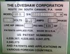 Used- Loveshaw Little David Model LD3E Top & Bottom Tape Case Sealer. Capable of speeds up to 60 feet per minute. Box capaci...