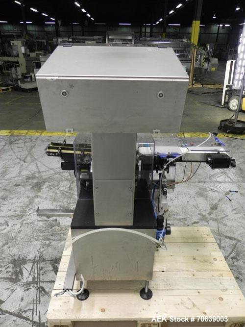 Used- Garvens Automation Model SL2 PM Belt Check Weigher.