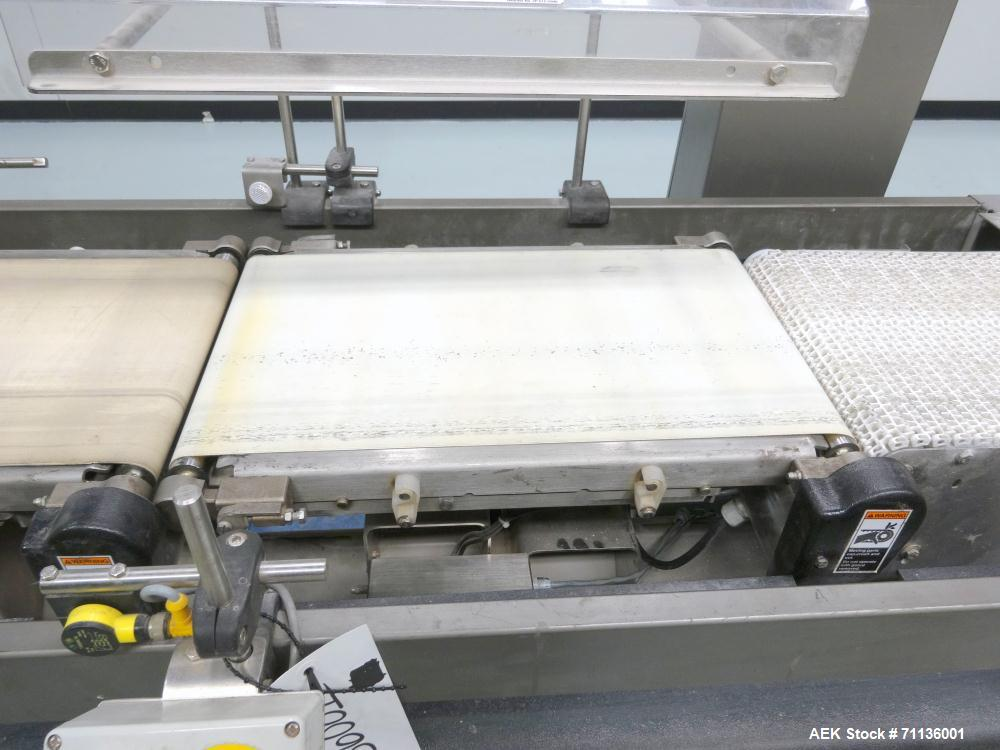Used- Mettler Toledo (Hi-Speed) Model Micromate Checkweigher