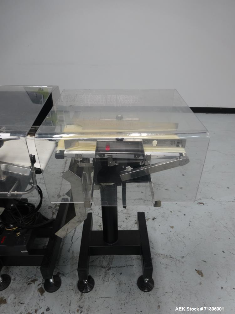 Used- Ishida Model DACS-W-012-SB/PB-I Checkweigher System