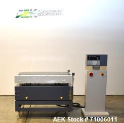 Used-Anritsu Checkweigher, Model KW589.  Minimum 1000g, Maximum 60000g.  Serial # 4600065794.