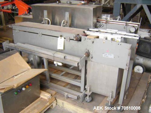Used-Mettler Toledo Hi-Speed Checkweigher, Model CM6900CR-CM