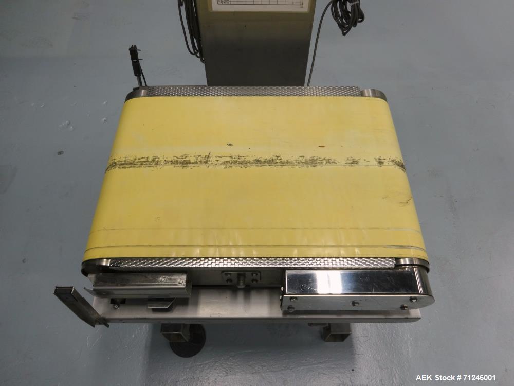 Used- Ishida Model DACS-WN-180-SB/WP-N Full Case Checkweigher