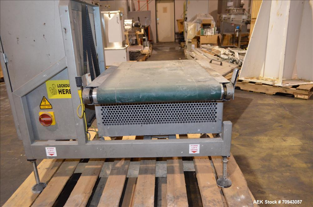 Used-Loma AS6800 Full Case Checkweigher up to 60 lbs