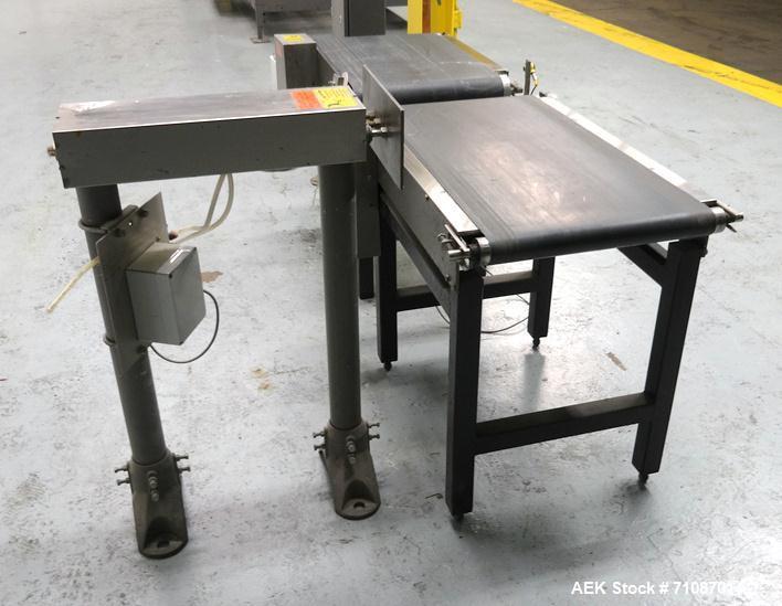 Used- Mettler-Toledo Hi-Speed Model CS3400GI-MM Micromate Case Checkweigher