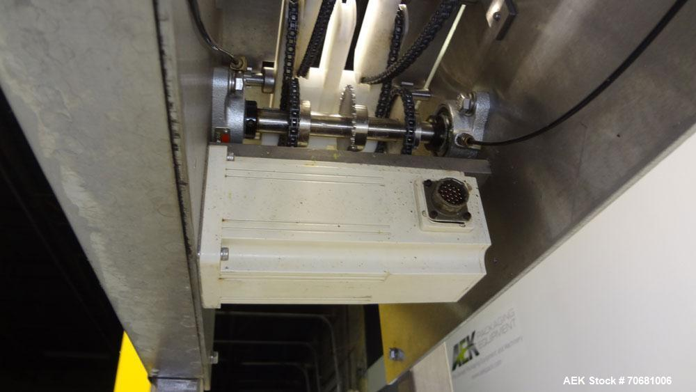 Used- Mettler Toledo CM9400 Hi-Speed Canweigh Checkweigher, Model CM9400SH-CM