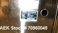 Used- Anritsu High Speed Capsule Checkweigher, Model KW9001AP