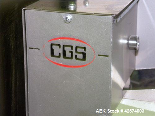 Used- Courtoy Table Press Automatic Tablet Checkweighing System, Version UCW4, M