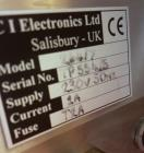 Used- CI Electronics Ltd. Type Sade-P4 Model 264/7 Tablet Weight Inspection Syst