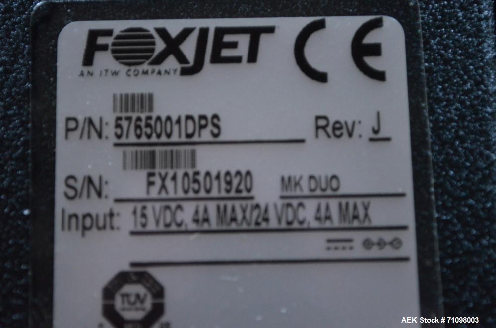 Unsed-Fox jet alpha coders