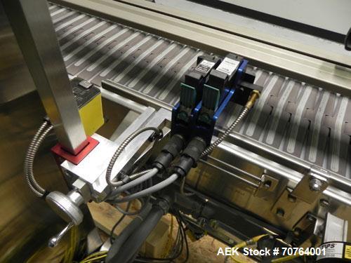 Used- Garvey 9600-Series Tabletop Chain Conveyor