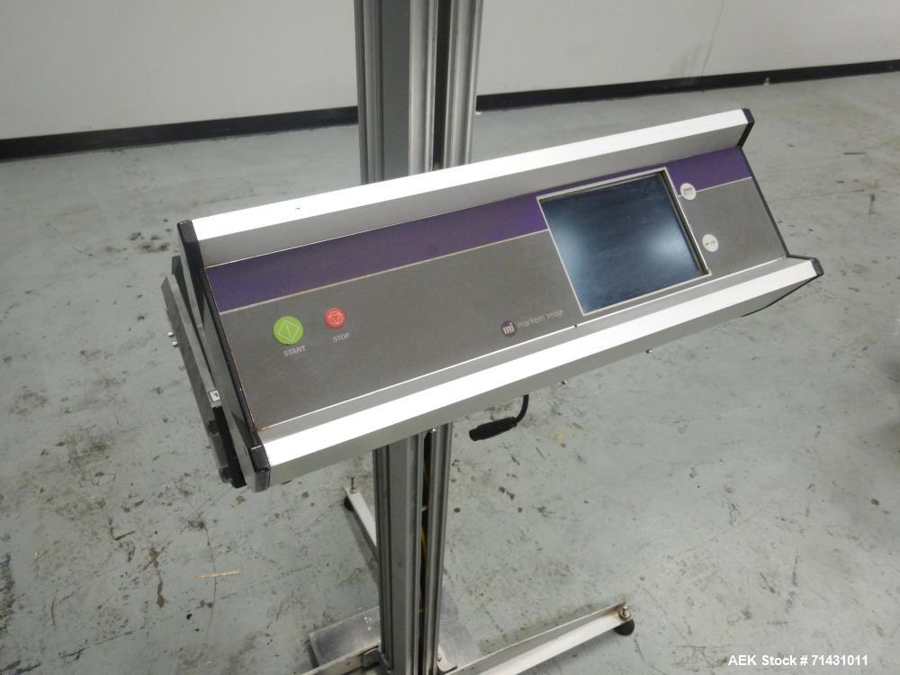 Used- Markem Imaje Model 5800 Ink Jet Coder
