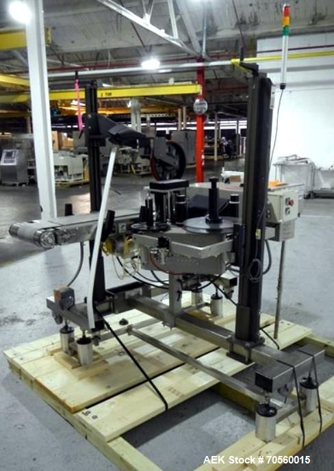 Used- Marsh Box Labeler, Model 500A