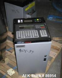 Used- Video Jet Maxum Large Character Case Coder