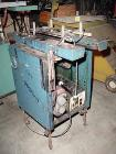 Used- Foxjet Ink Jet Coder, Model Quantum 8. Mounted on adjustable stand and includes 34