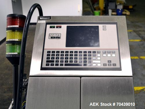 Used- Video Jet I Pro Ink Jet Marking Machine, Model I Pro