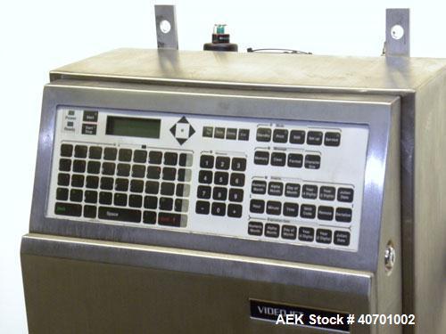 Used- Video Jet Triumph Series Non-Contact Inkjet Printer