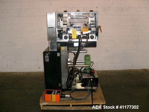 Used- Uhlmann Drum Printer, Model UFP