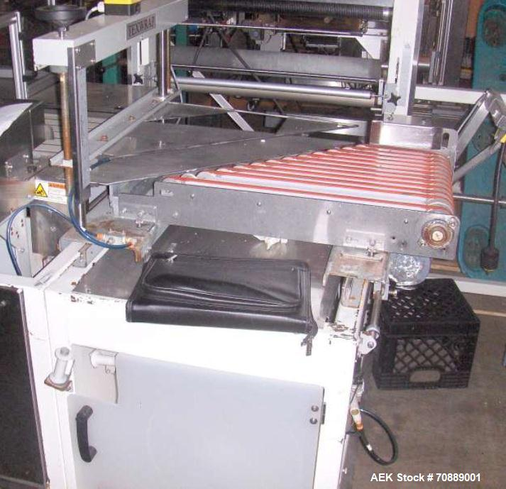 Used-Complete Pizza Processing and Packaging Line