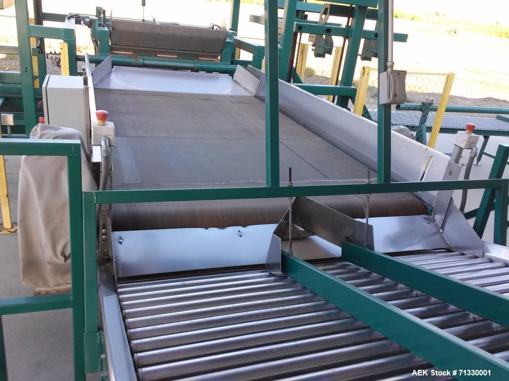 Used- Complete Citrus Packing Line. Aweta- Autoline Sizer/Color Sorter. All other components manufactured by MAF Industries....