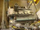 Used-Cartridge Tube Filling Line consisting of the following:ProSys Model HVE-16108 six head inline cartridge tube filler.La...
