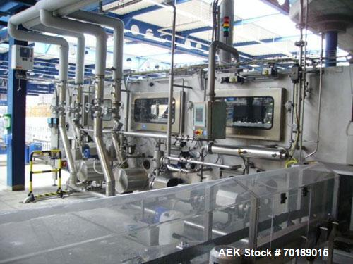Used-Complete Bottle Filling