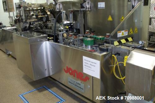 Used-Pharma/Neutriceutical/Food Sanitary Hot Fill Filling Line
