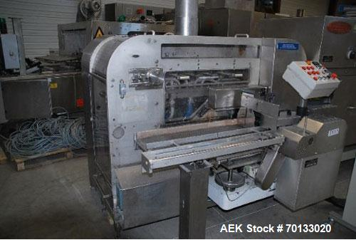 Used-Bausch & Stroebel Complete Sterile Line for Ampoule