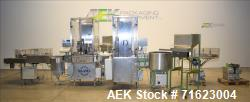 Used- Flexicon Liquid Filling Line For 30ml Glass Bottles.