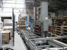 Used-Complete Filling Line for cans for beer and soft drinks. Built in 1988-1996 but renewed in 2007. Capacity 22,000 cans/h...