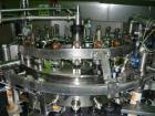 Used-Complete Canning Line for soft drinks and beer.  Capacity 18,000 cans per hour for 11.162 fl oz (0.33 l) can.  Can type...