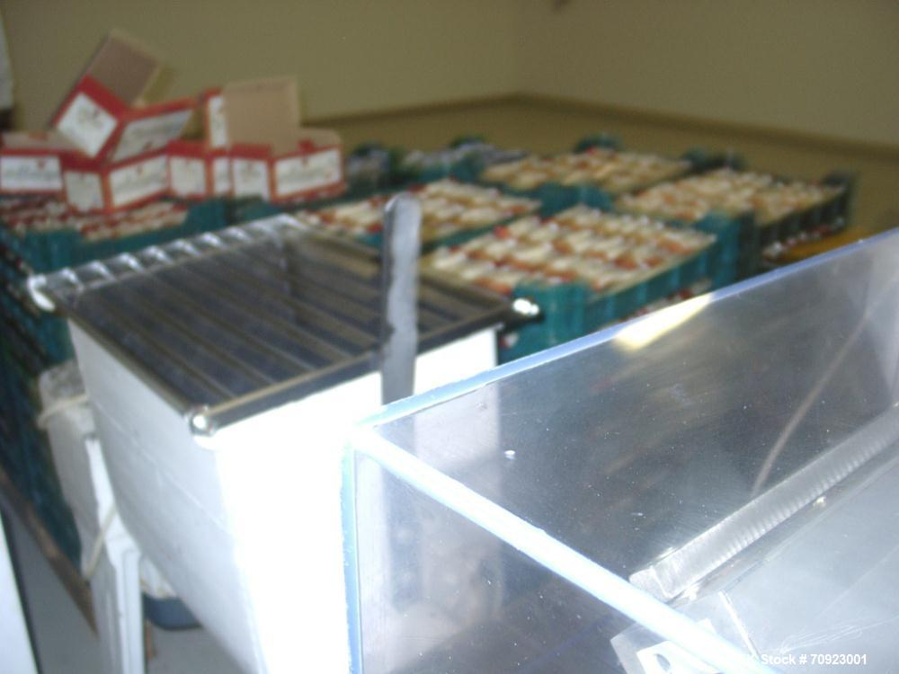 Used-Marzipan Production and Packaging Line