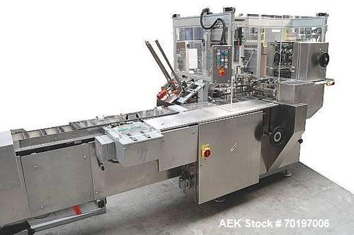Used-CAM PRX 13 Automatic Intermittently Operating Cartoner