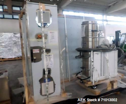 Unused- IMA Aseptic Microdoser Powder Filling Line, Model MF400.