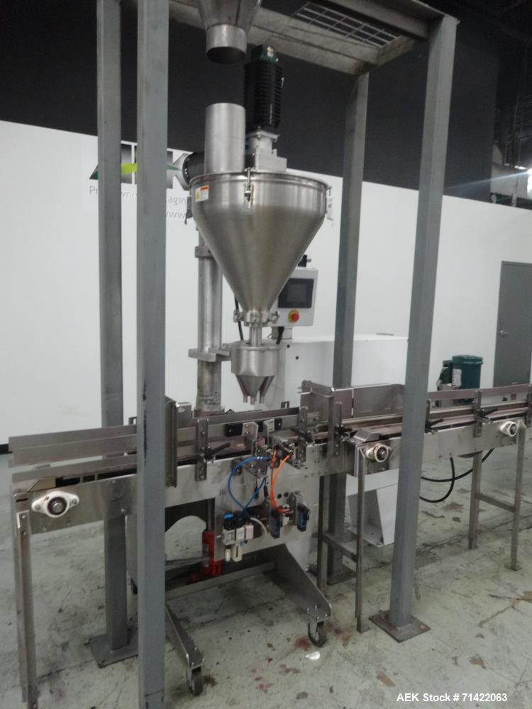 Used- Nalbach Nonpareils/Candy Sprinkle Filling Line