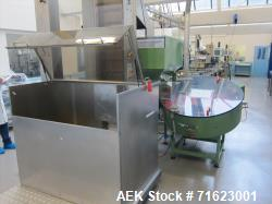 Used- IMA Duma Solid Dose Packaging Line