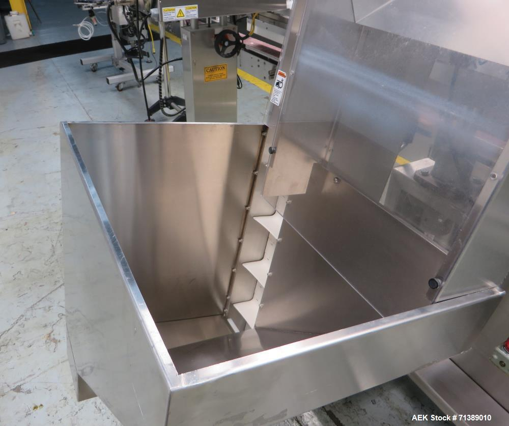 Used- Complete Solid Dose Tablet/Capsule Filling Line