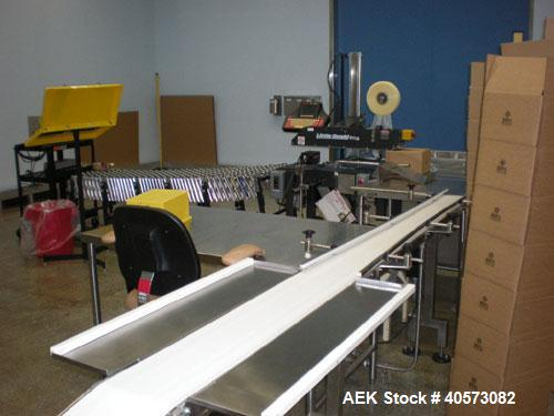 Used- QC Belt conveyor