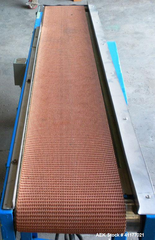 Used- Incline Belt Conveyor