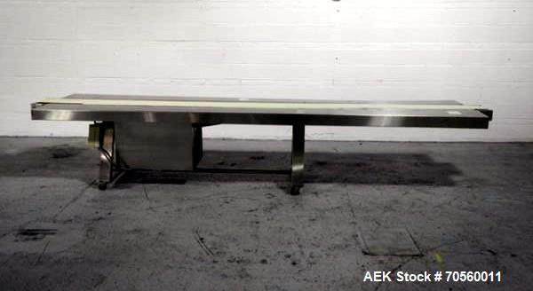 Used- Pack-Off Conveyor
