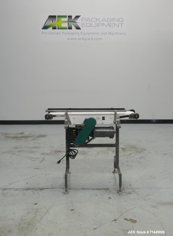 "Used- 40"" Belt Conveyor"