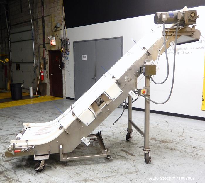 Used- A&M Elevation Conveyor