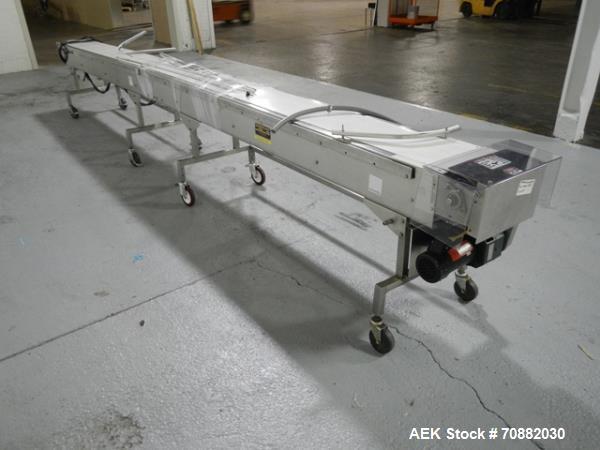 Used- Kamflex Belt Conveyor, Model 771